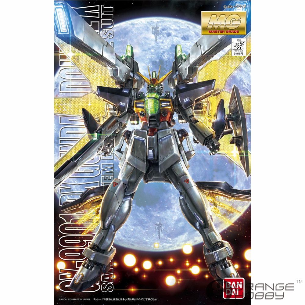 OHS Bandai MG 186 1/100 GX-9901-DX Gundam Double X Mobile Suit Assembly Model Kits oh favourite подвесной светильник favourite actuel 1442 1p
