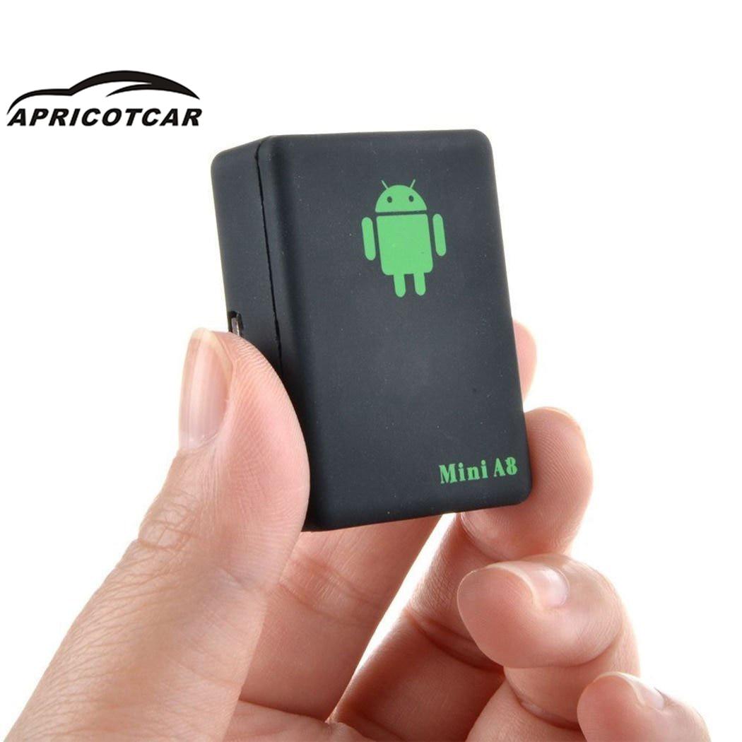 Localizador Global portátil Mini GPS GSM/GPRS/GPS para niños en tiempo Real vehículo bicicleta Coche