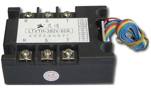 Ltvts 380v 40a Ltvth 380v 60a Photoelectric Isolated Three Phase Ac Voltage Regulating Module