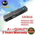 New 12cells laptop battery FOR TOSHIBA Satellite C805 C855 C870 C875 L830 L850 L855 M800 PA5024U-1BRS  PA5023U-1BRS PA5025U-BRS