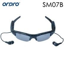 6eb8fd20a 1080 P SM07B Bluetooth MP3 Óculos óculos de Sol Câmera de Vídeo Fotografado  Apoio Resposta/Discagem de Chamadas de Telefone Grav.