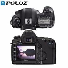 Puluz Камера Экран протектор Высочайшее натереть поликарбонат защиты пленка для Canon 5D
