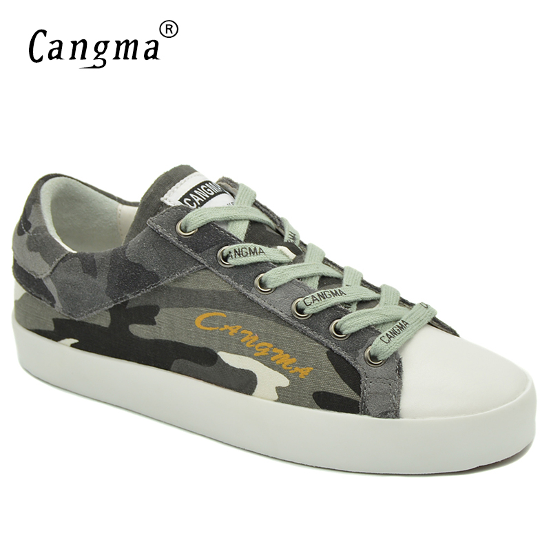 CANGMA Original Casual Shoes Platform Sneakers Women Breathable Camouflage Flats Female Gray And White Handmade Canvas ShoesCANGMA Original Casual Shoes Platform Sneakers Women Breathable Camouflage Flats Female Gray And White Handmade Canvas Shoes