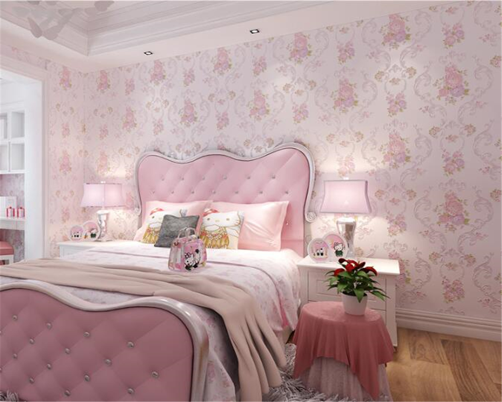 beibehang tapety Nonwoven 3d wallpaper pastoral 3D stereo big flower carving beautiful living room bedroom background wall paper blue earth cosmic sky zenith living room ceiling murals 3d wallpaper the living room bedroom study paper 3d wallpaper