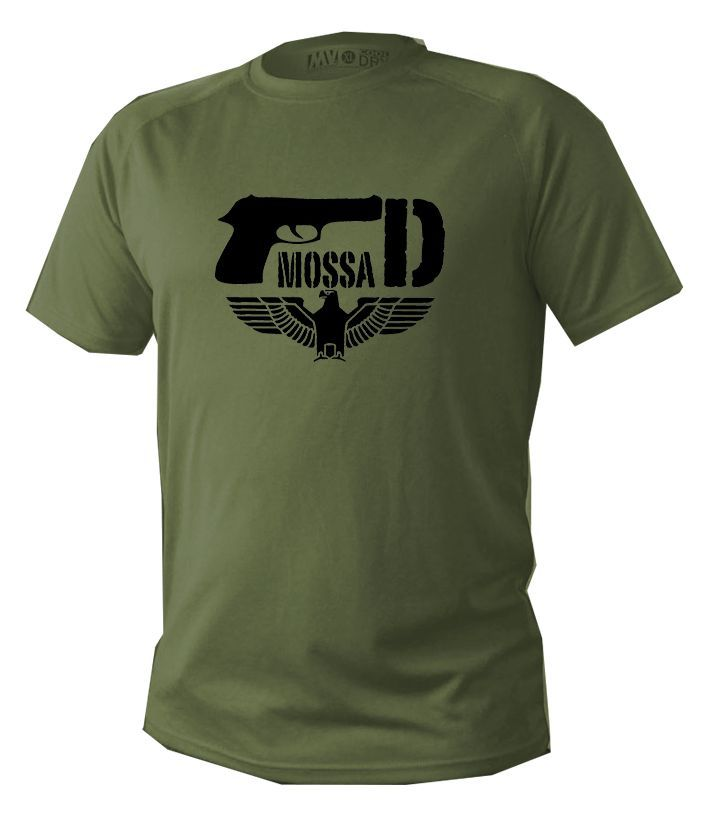 2018 New Summer Casual Men T-shirt T shirt Mens dry fit short sleeve green olive israel defense forces army mossad