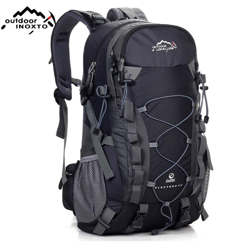 Hiking Backpack 40L Rucksacks Waterproof Backpack Men Outdoor Camping Backpack Gym Bags Travel Bag Women Large