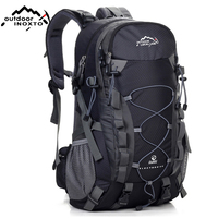 Hiking Backpack 40L Rucksacks Waterproof Backpack Men Outdoor Camping Backpack Gym Bags Travel Bag Women Large Sport Bags