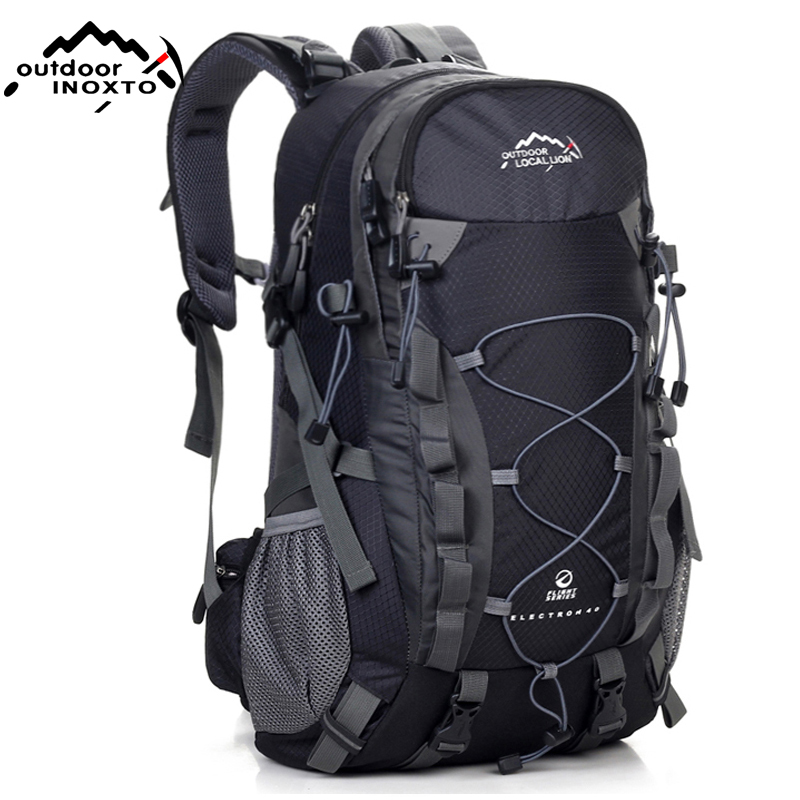 Hiking Backpack 40L Rucksacks Waterproof Backpack Men Outdoor Camping Backpack Gym Bags Travel Bag Women Large Sport Bags