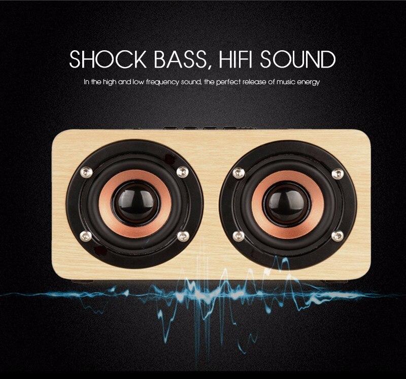 hifi bluetooth speakers wood receiver (5)