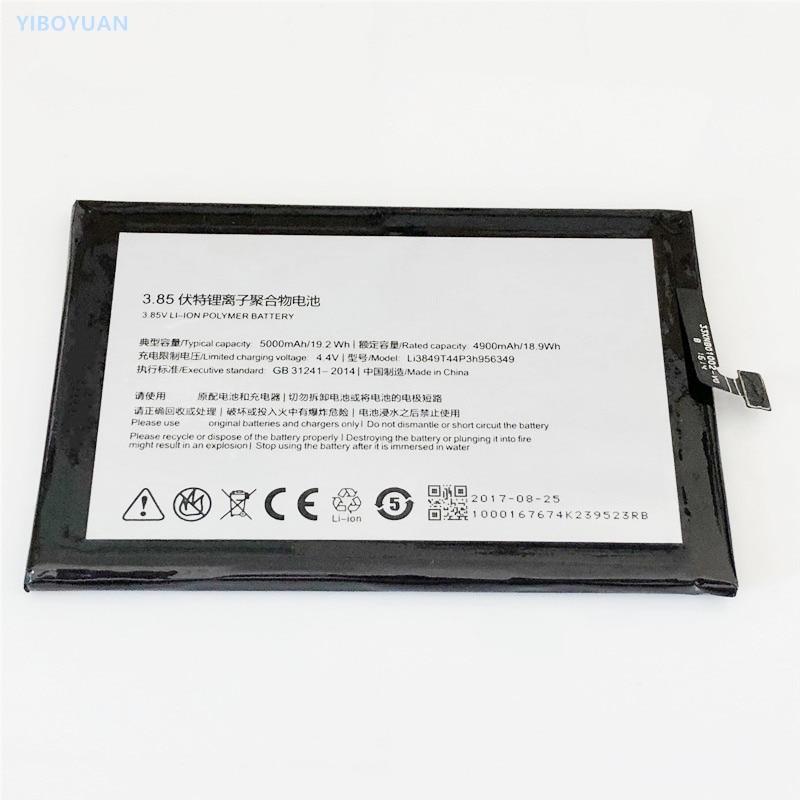 3.85V 5000mAh Li3849T44P3h956349 For PPTV PP5600  Mipo M1 Battery