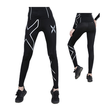 2951c284b33 Brand Compression pants women autumn winter running tights Yoag fitness  pants elastic marathon jogging quick- · 10 Colors Available