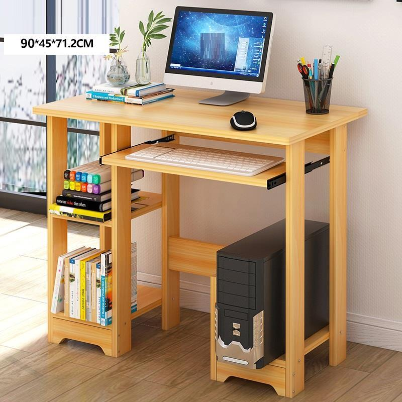 Small Bed Escrivaninha Escritorio Tisch Office Mesa Para Notebook Scrivania Ufficio Tablo Bedside Desk Study Computer Table in Laptop Desks from Furniture