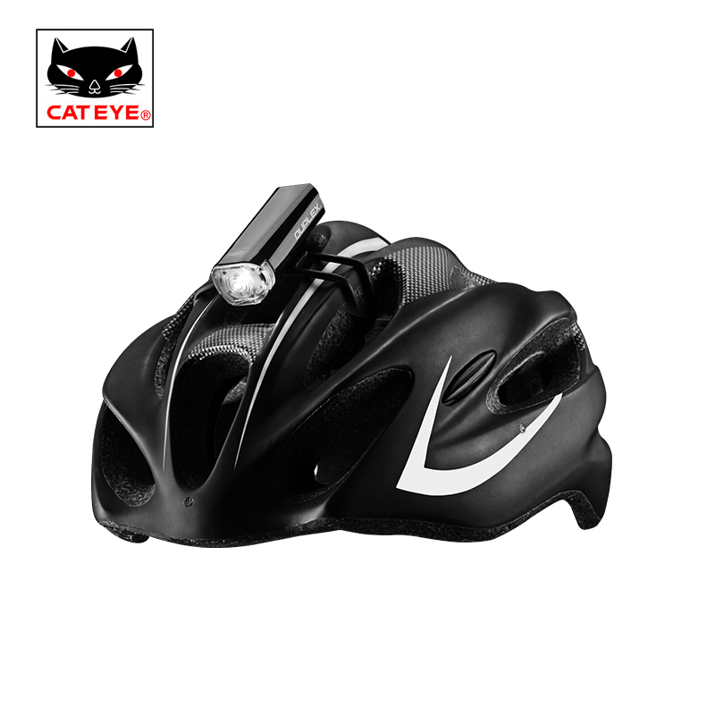 все цены на CATEYE Bicycle Light 30/15 Lumens Cycling Bike Head front Rear Lights LED Handlebar Lamps Bicycle Helmet Safety Flashlight Torch