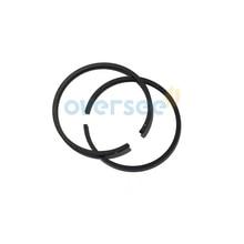 682 11610 01 00 Piston Ring Set STD for Yamaha Parsun Powetec 9 9HP 15HP 63V