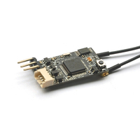 Frsky D16 Mini Micro Receiver With Integrated Smart Port Bidirectional Return Telemetry For RC Model Compatible
