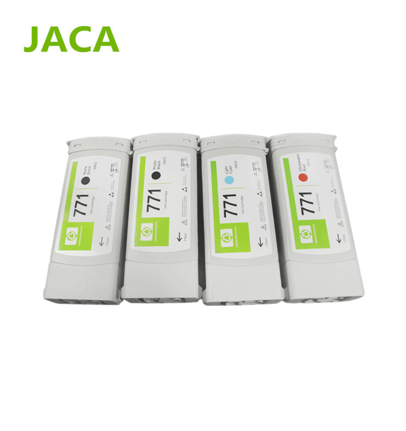 Compatible Ink Cartridges for HP771 For HP Designjet Z6100/Z6200 3x hp 21 22 xl ink cartridges compatible for hp deskjet 3915 3920 d1530 d1320 d1311 d1455 f2100 f2280 f4100 f4180 printer ink