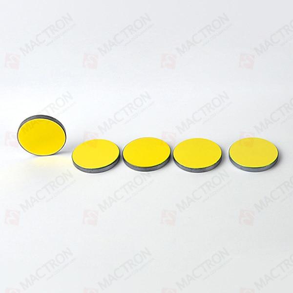 Venta caliente reflectante 20mm Co2 lente láser espejo en - Piezas para maquinas de carpinteria - foto 1