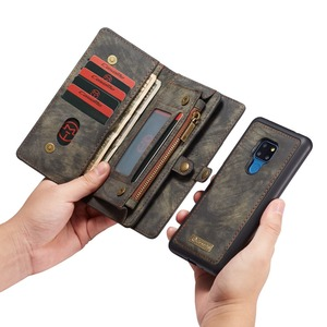 Image 3 - Luxury PU Leather Coque Cover for Huawei P20 P30 Pro Lite Case Fundas for Huawei Mate 20 Pro Case Card Wallet Magnet Back Cover