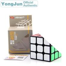 YongJun GuanLong 3x3x3 Magic Cube YJ 3x3 Professional Neo Speed Puzzle Antistress Fidget Educational Toys For Children yongjun diamond symbol 3x3x3 magic cube yj 3x3 professional neo speed puzzle antistress fidget educational toys for children