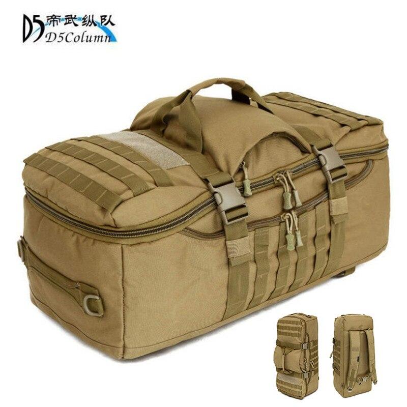 Для мужчин мужские сумки новые нейлоновый рюкзак вентилятор армии рюкзак большой емкости Мужской Женский Мода для отдыха высокого качеств...