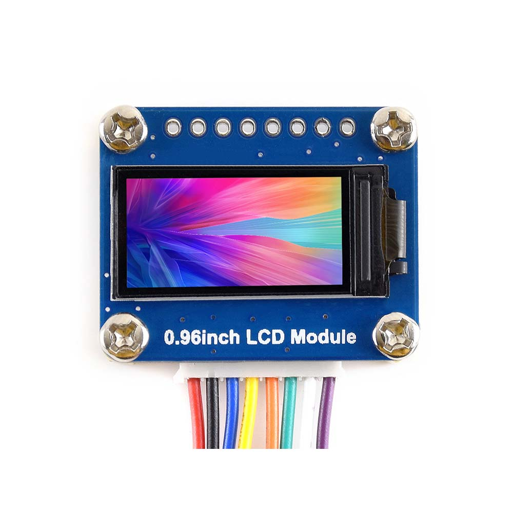 Waveshare 0.95 inch 96x64 RGB OLED SPI//I2C Interfaces vertical pinheader SSD1331