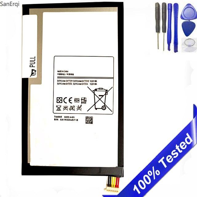 T4450E Pin Đối Với Samsung GALAXY Tab 3 8.0 T310 T311 T315 SM-T310 SM-T311 E0288 E0396 4450 mAh Pin Máy Tính Bảng