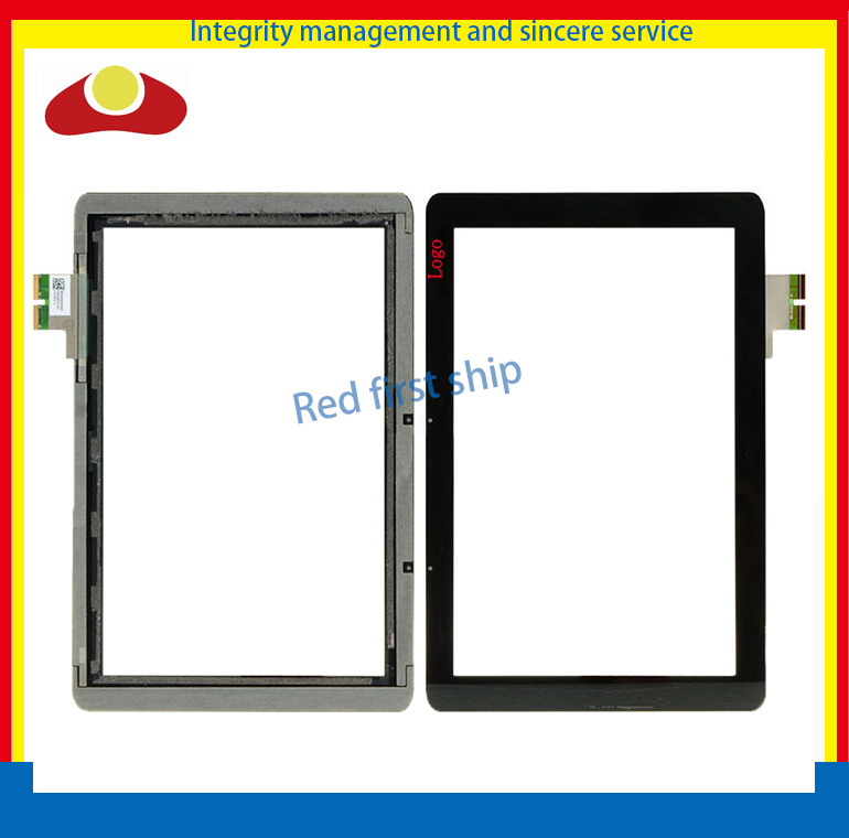 Original 10.1 For Acer iconia tab A510 A511 A700 A701 69.10I20.T02 V1 Touch Screen With Digitizer Panel Front Glass Lens