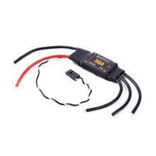 Xrotor 2-6S Lipo 30A /Brushless Esc No Bec High Refresh Rate For Multi-Axle Aircraft Copters F17544/7 hobbywing xrotor 2 6s lipo 40a 20a 10a brushless esc no bec high refresh rate for multi axle aircraft copters