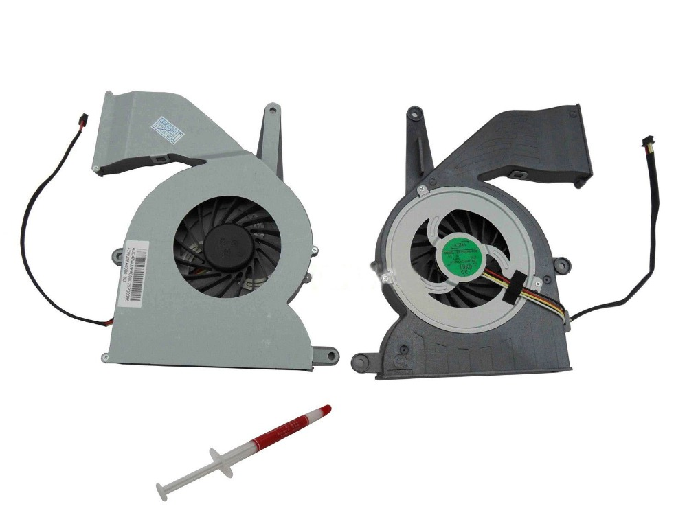 Original NEW For HP OMNI ALL IN ONE 120-1132 120 CPU Cooling Fan Replacement Tested.