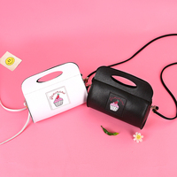 2017 Brand Designers Women Messenger Bags Lady Ice Cream Handbags Girls Women S Over The Shoulder