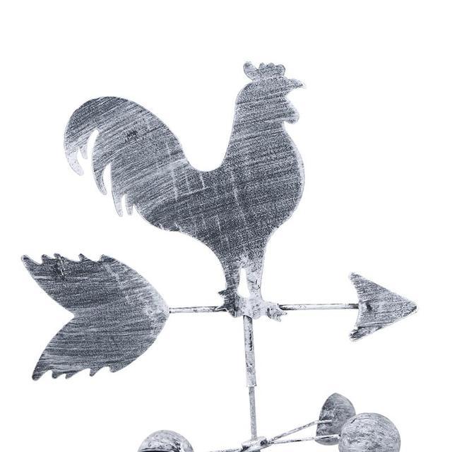 Vintage Weathercock Garden Wind Spinner