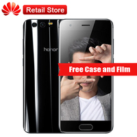 Original Huawei Honor 9 6GB RAM 64GB 128GB Kirin 960 Octa Core 5 15 Dual Rear