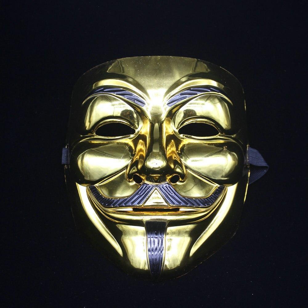 Popular V for Vendetta Movie Mask-Buy Cheap V for Vendetta Movie ...