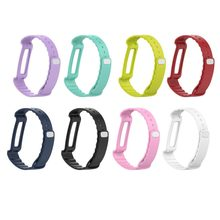 8 Colors Soft Silicone Replacement Bracelet Band Wrist Strap For Huawei Honor A2 Smart Watch Wrist Strap Colorful(China)