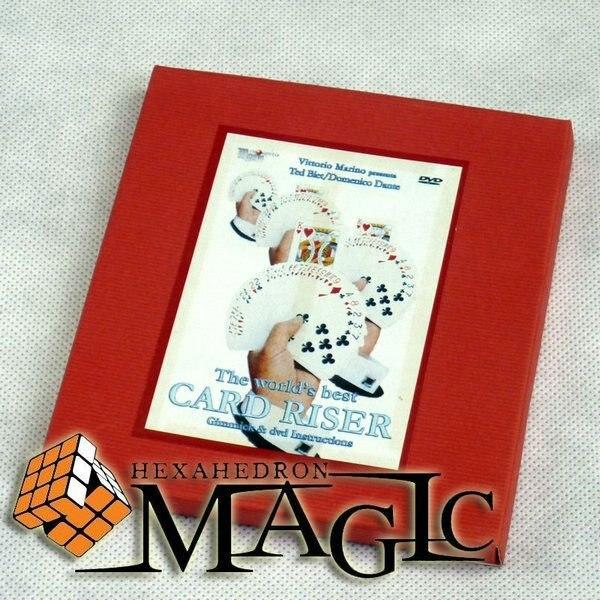 World's Best Card Riser Trick,close up magic/stage,street magic,mentalism