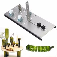 Stainless Stell Glass Cutter High Strength&Hardness Cutter Bottle Cutting Wine Beer Bottle DIY Craft Recycle Glass Cutters