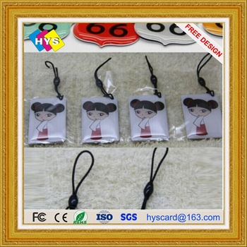 PVC T5577/ EM4200 Smart rfid card and business card supply image