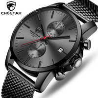 Relógio de pulso de quartzo analógico masculino à prova dwaterproof água relógio de pulso masculino