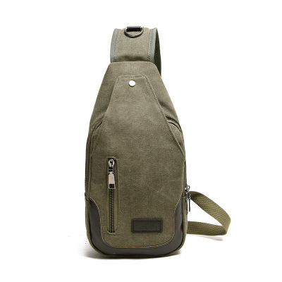 2017 New Cloth Shake Casual Canvas Shoulder Back-Pack Sling-Chest Bag