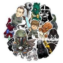 Pvc Stickers 35Pcs/Set Star Wars Waterproof Funny