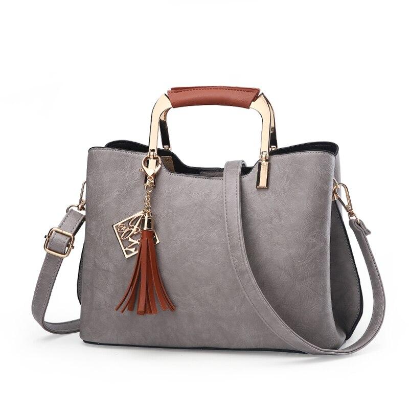 Nevenka Brand Design Women Luxury Handbags Female Tassel Sequined Messenger Bag Quality Leather Tote Solid Zipper Evening Bags08