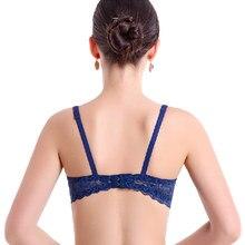 2018 Summer Style Push Up Bra Brand Breathable Lace Bra Sexy Underwear For Women  Bralette