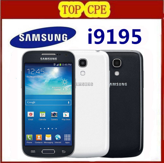 Hot Mobile Phone Samsung Galaxy S4 Mini I9192 I9195 4 3 touch Nfc Wifi Gps 8mp