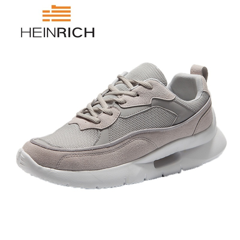 HEINRICH baskets hommes 2018 respirant hommes chaussures décontracté Schoenen Mannen mode marche homme chaussures Zapatillas Deportivas Hombre