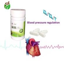 5 pcs Anti hypertension softgel pills control high blood pressure treatment Chinese medicine balance blood fat vessel cleansing blood medicine