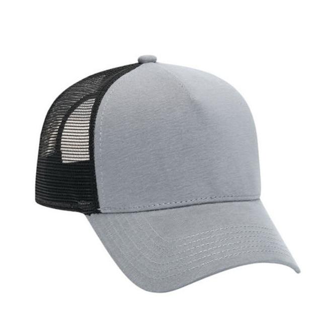 Grey Black trucker hat 5c64fecf9e995