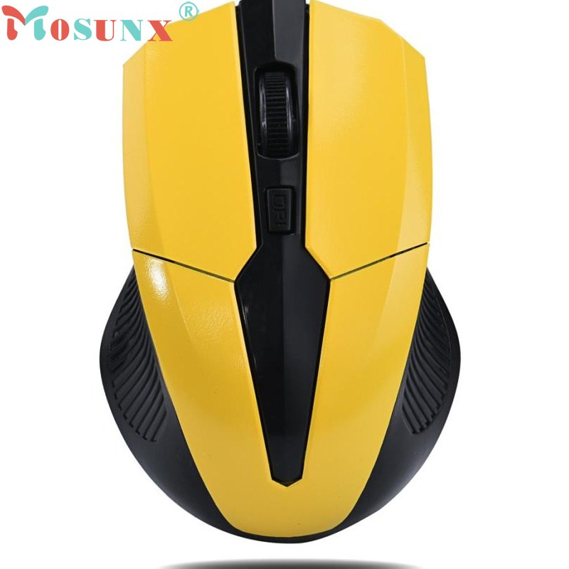 Good sale 4D 2000DPI 2.4GHz Mice Optical Mouse Cordless USB Receiver PC Computer Wireless