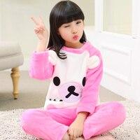 Conjuntos de Pijama Bebê Sleepwears Pijama de Inverno Adolescentes Stirped Pano Crianças Pijama Conjuntos de Roupas Pijama Hulk 50N009 Enfant Garcon