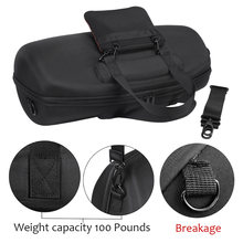 Newest Travel Carrying EVA Protective Speaker Box Pouch Cover Bag Case For JBL BOOMBOX Portable Wireless Bluetooth Speaker(China)