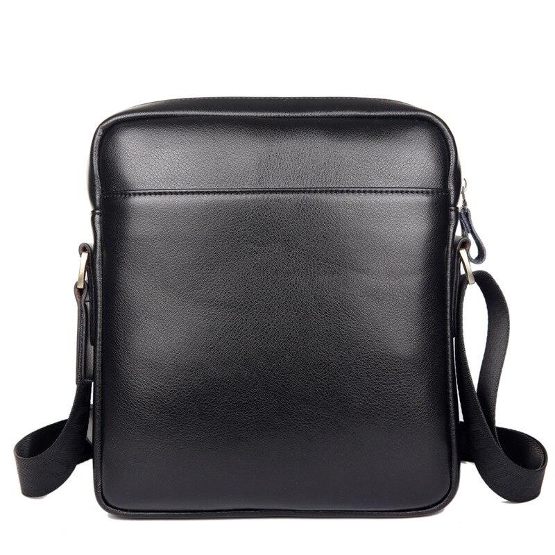 couro maleta bolsa homem ocasional Ocasião : Versátil